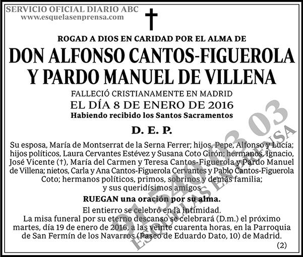 Alfonso Cantos-Figuerola y Pardo Manuel de Villena